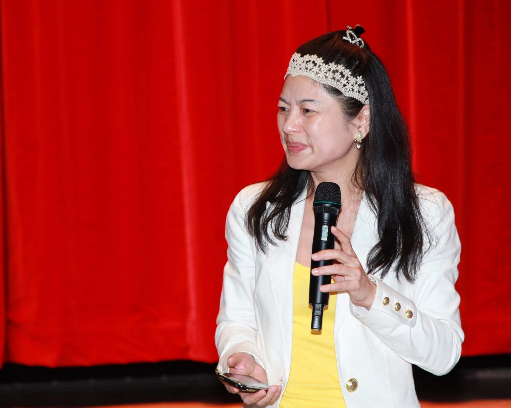 Leadership Qualities Are Influenced by How One Behaves As a Spouse, said CEO trainer and Management Consultant Hellen Chen