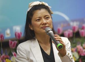 陳海倫,心橋顧問公司總裁。