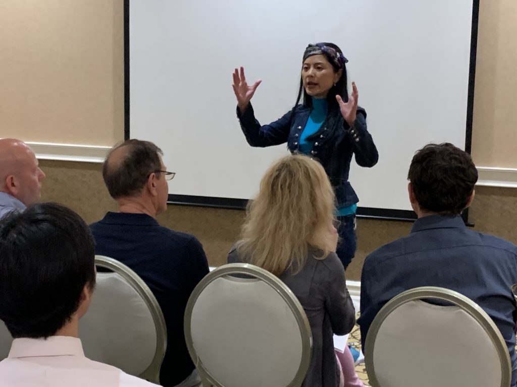 Hellen Chen Leadership Management Training