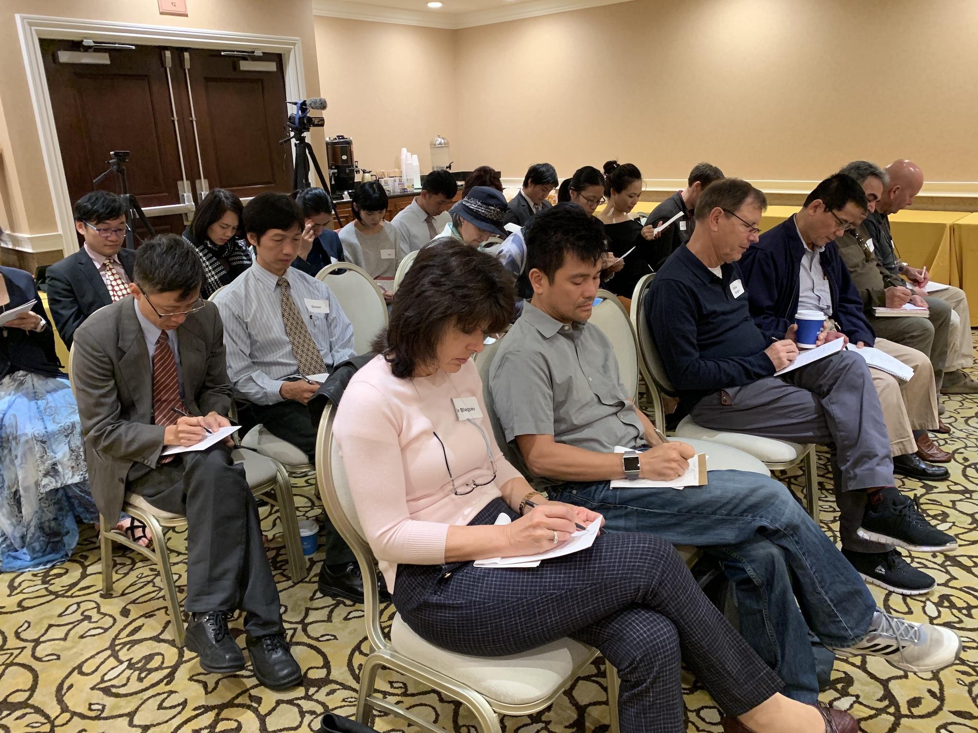 LA leadership management training Hellen Chen