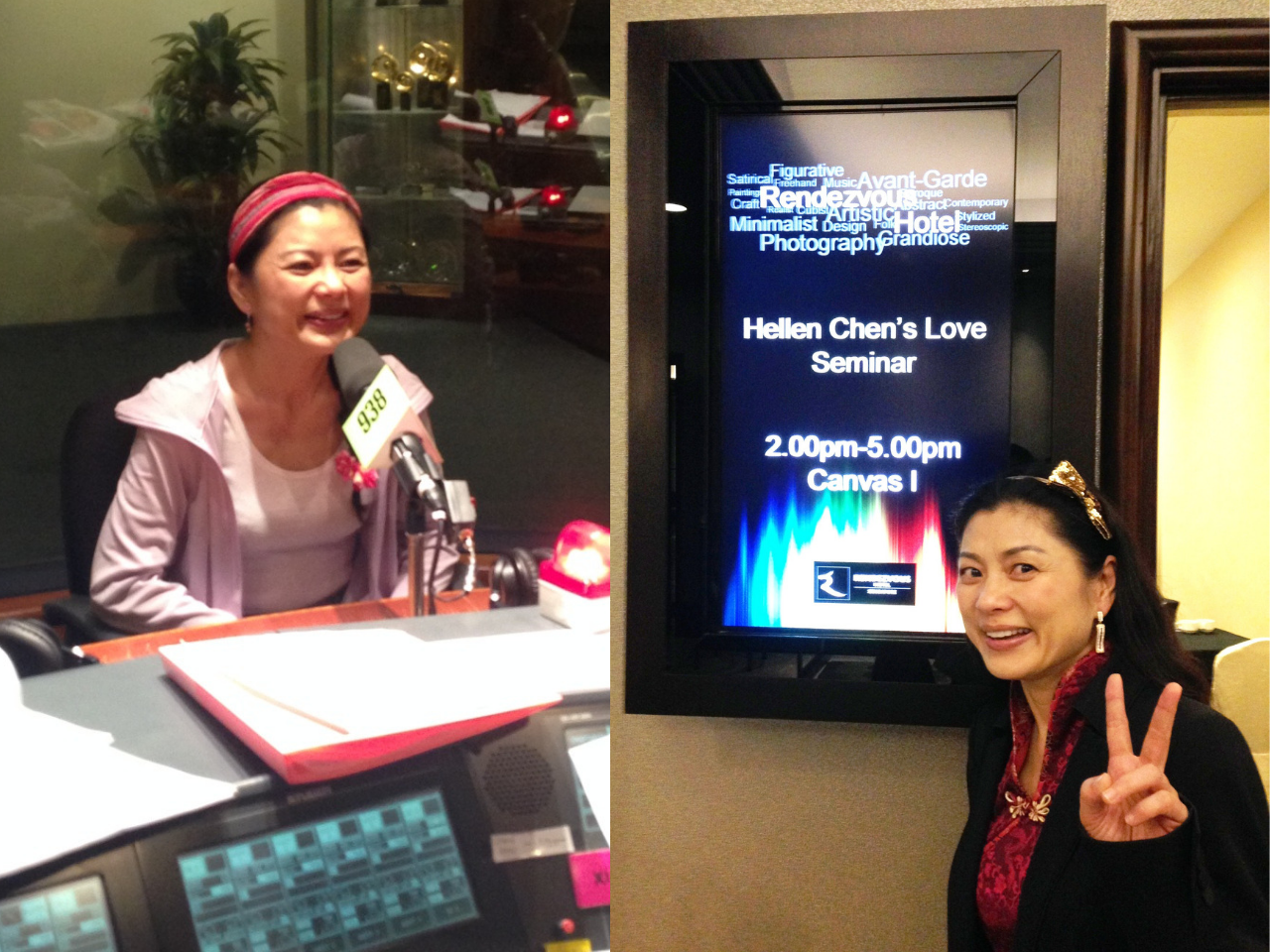 Hellen Chen business consultant