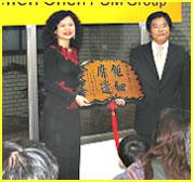Taiwan Hellen Chen business consultant