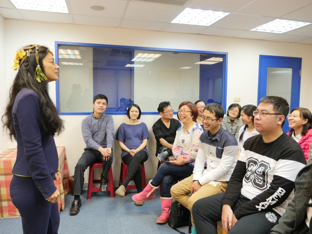 Hellen Chen leadership training
